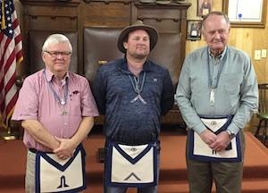Edwards Masonic Lodge Officers