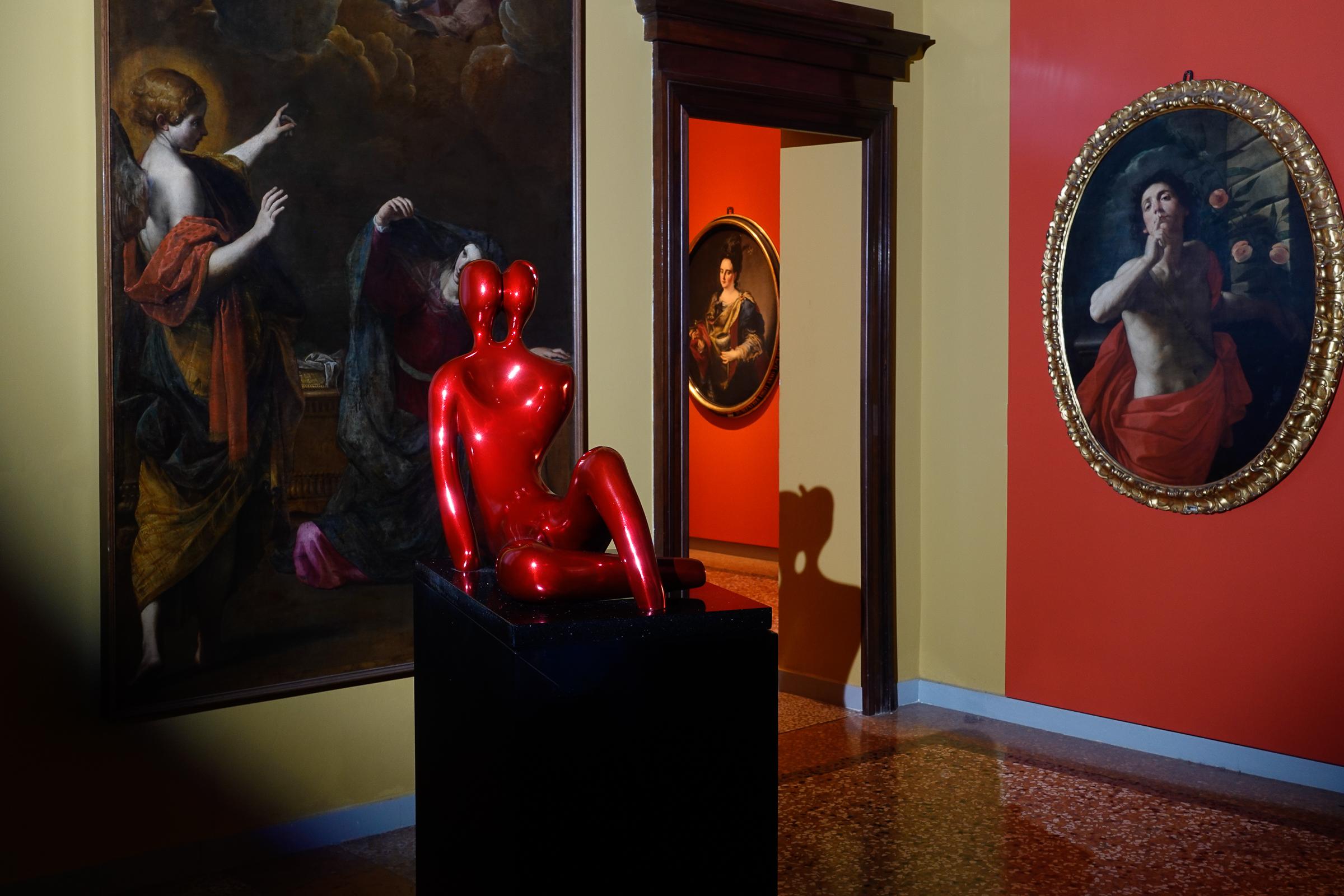 soul-mates-red-museum-la-quadreria-bologna -Beatriz-Gerenstein-1