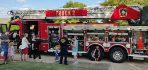 PCNHA National Night Out - October 1, 2019 - Hackberry Park