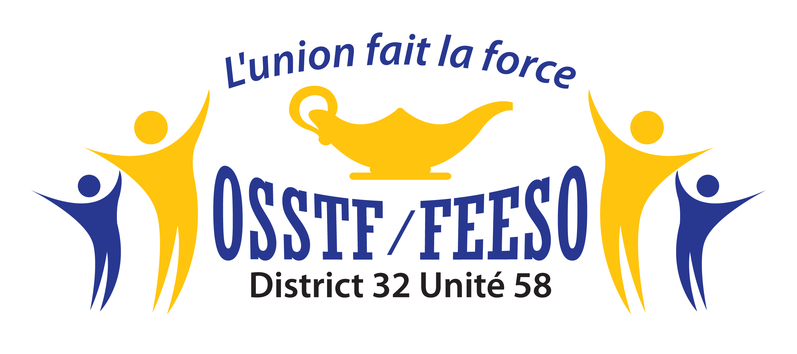 Unité 58 OSSTF/FEESO