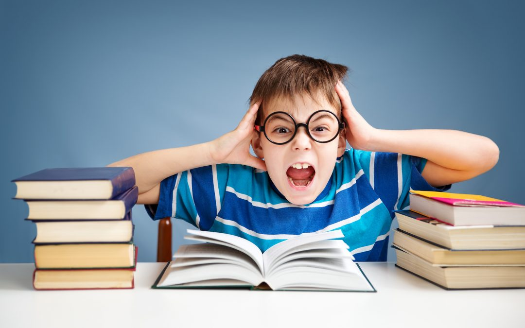 My child has reading difficulties