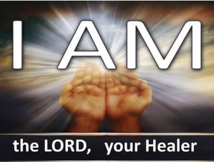 Powerful prayer for a healing from health issues