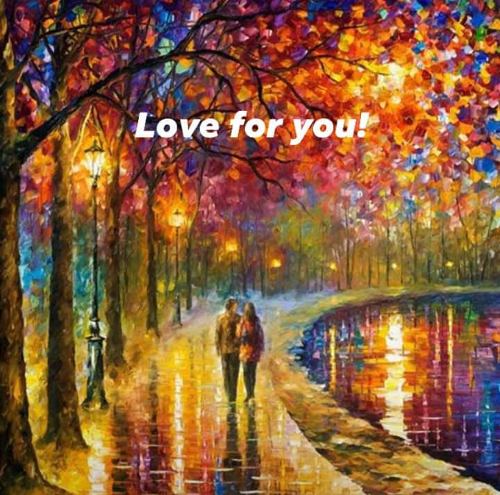 LOVE FOR YOU!