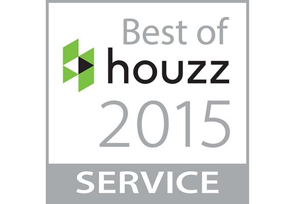 Dream Kitchens, Inc. Receives Best Of Houzz 2015 Award