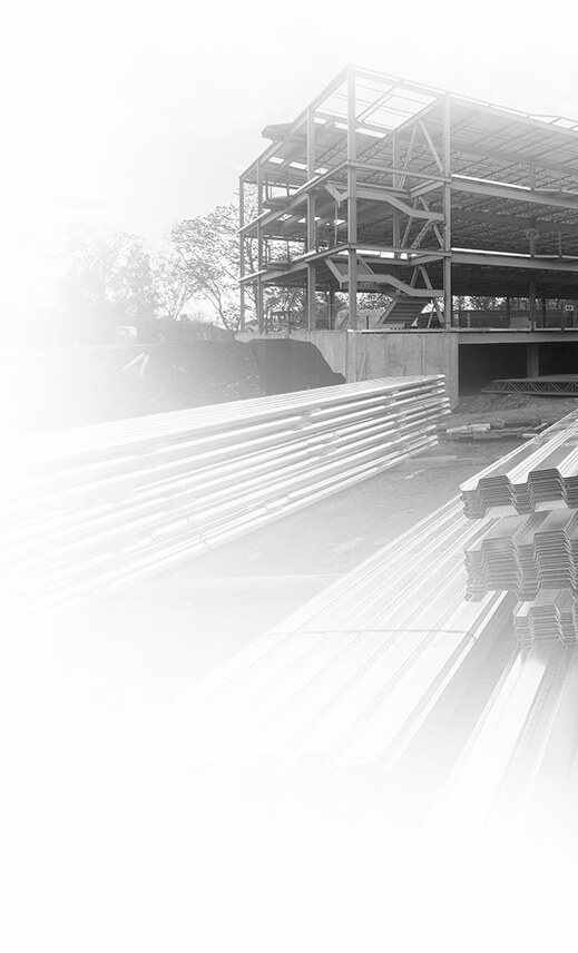 Black & White construction