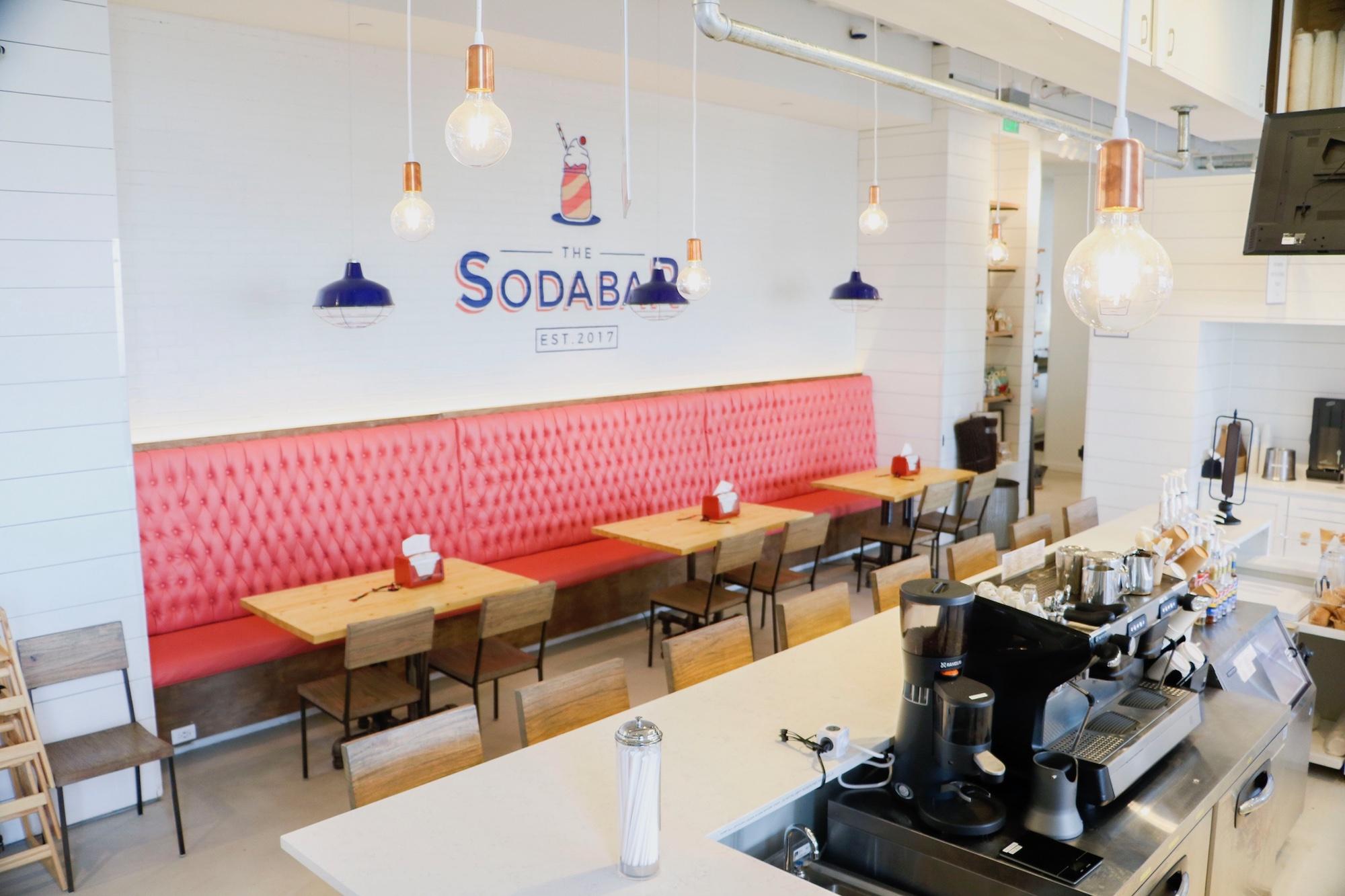 The Sodabar