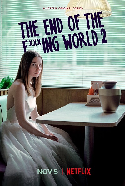 The End of the F***ing World Season2 Ep.2