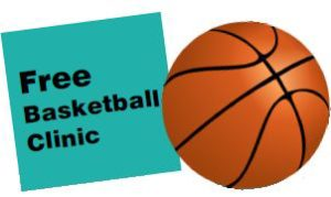 Mustangs Free Basketball Clinic @ Elder Park Gym