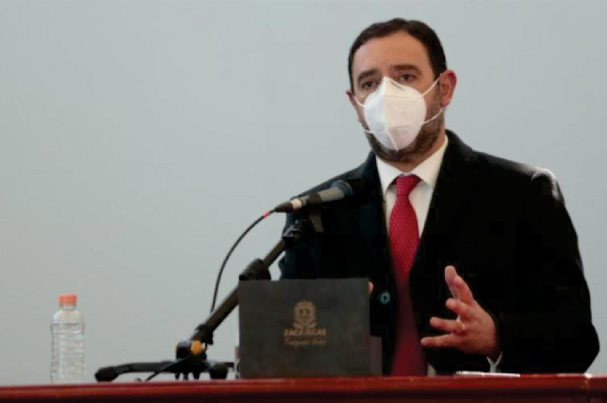 Para vacunas, gobernador destina 50 millones de pesos