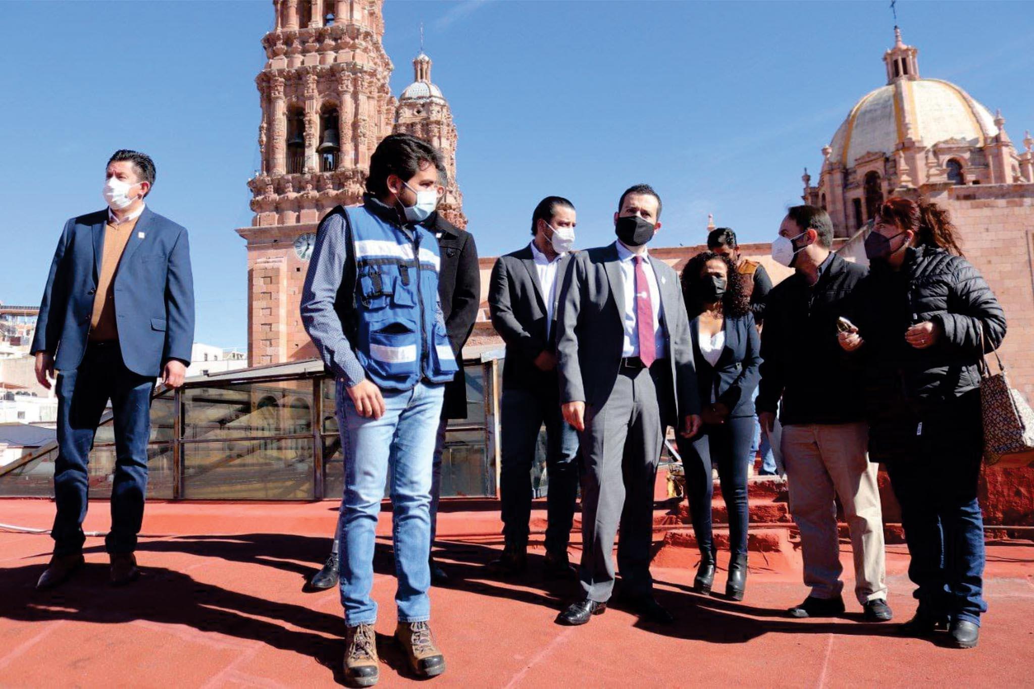 Invertirán $5 millones en rehabilitación del mercado González Ortega