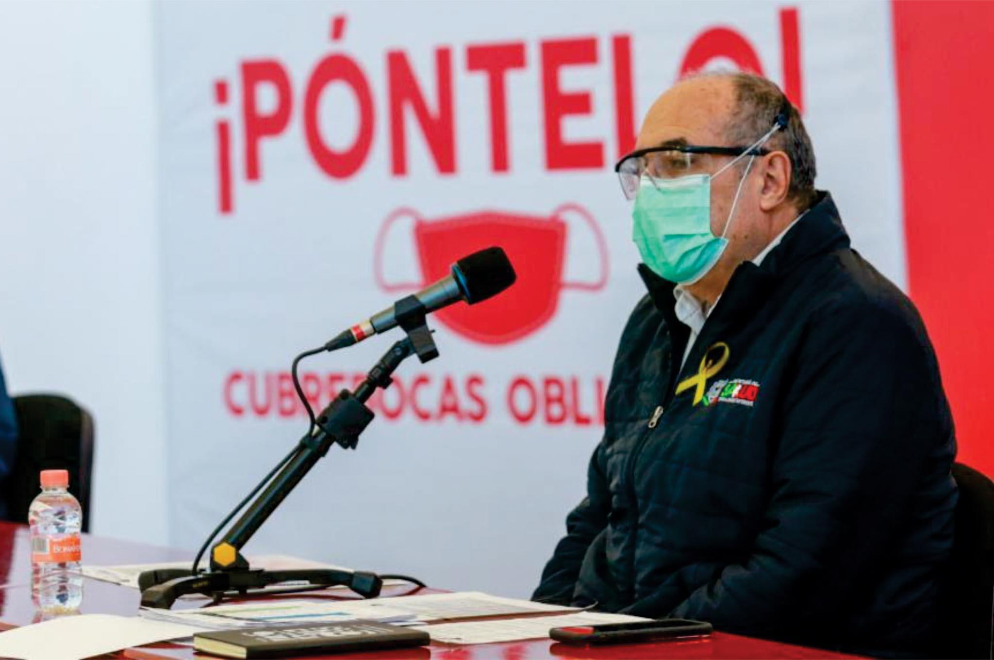 Podría Zacatecas, avanzar a semáforo amarillo por pandemia