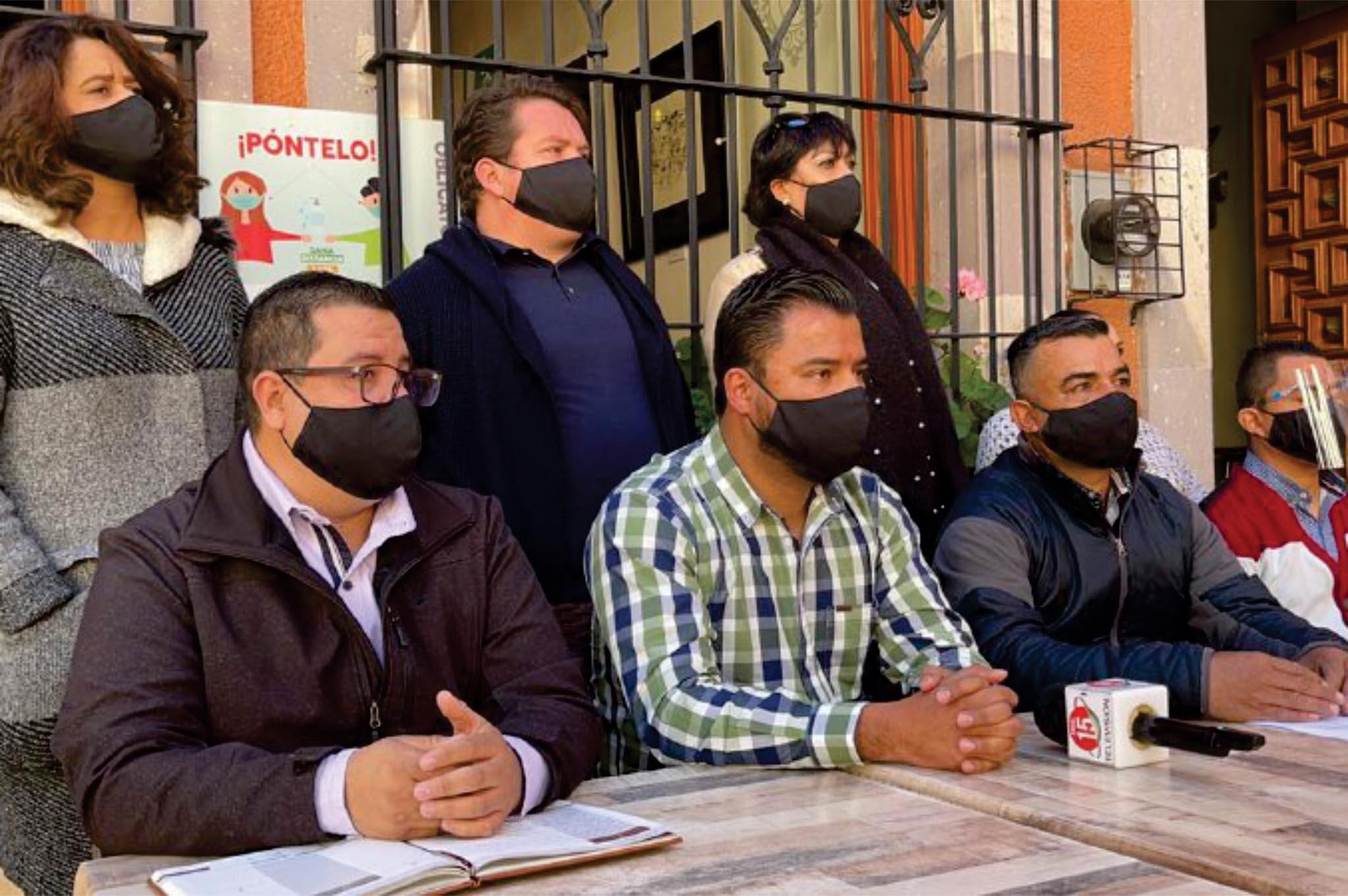Priísmo de Tabasco rechaza a la alianza Va Por Zacatecas