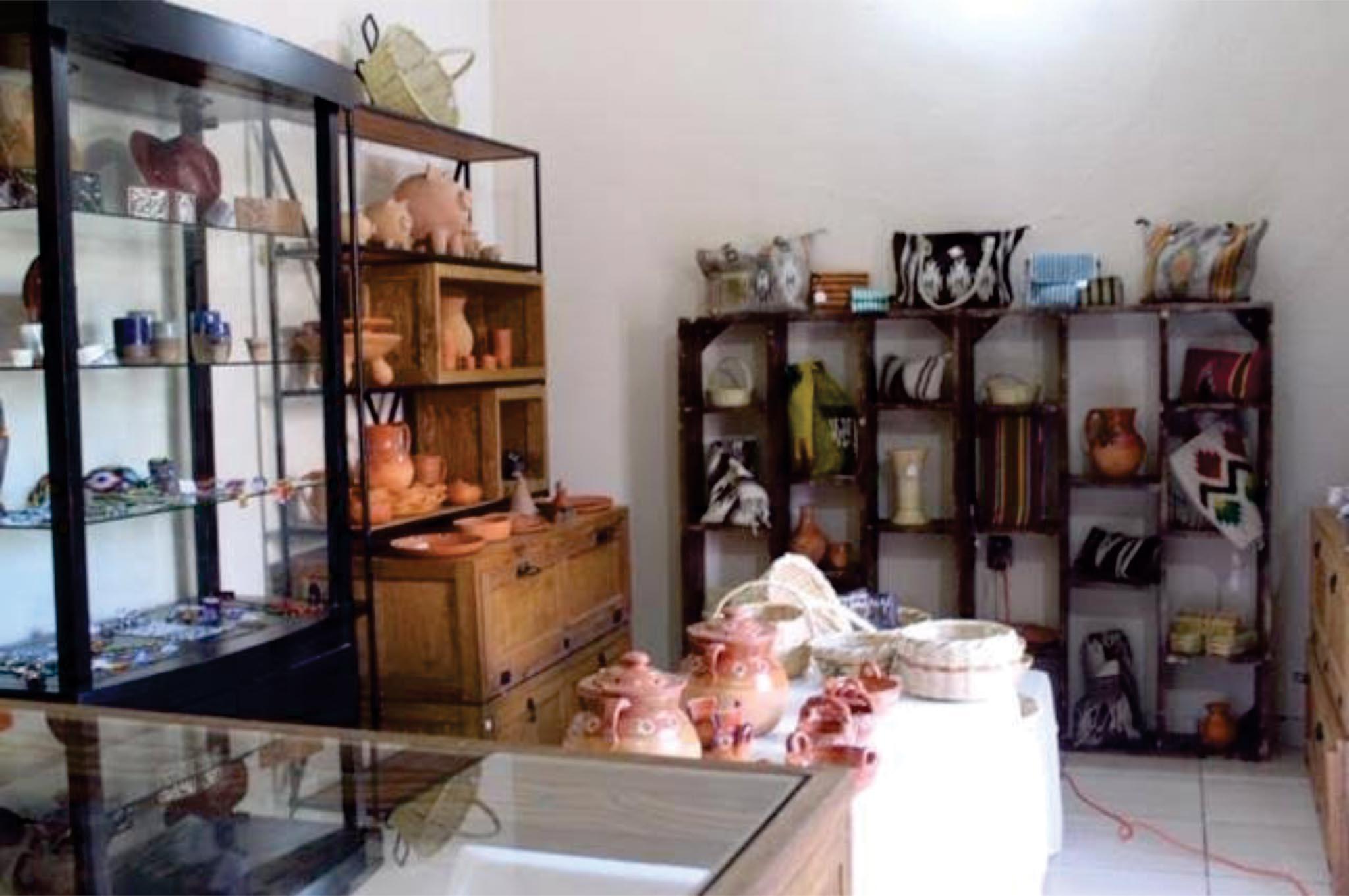 Tiendas artesanales recuperan ventas tras cierre por pandemia