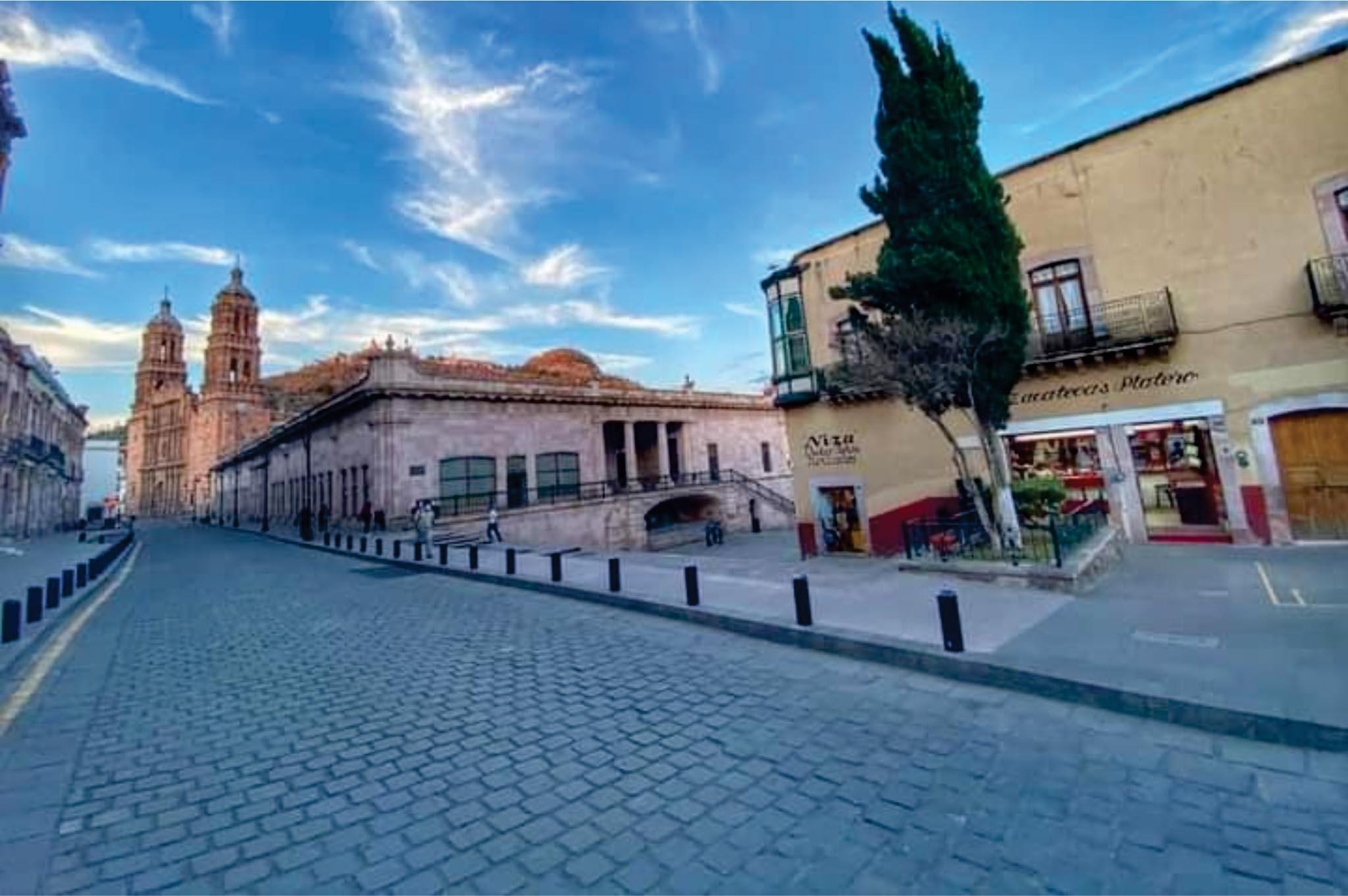 Zacatecas, al escenario internacional como Capital Americana de la Cultura