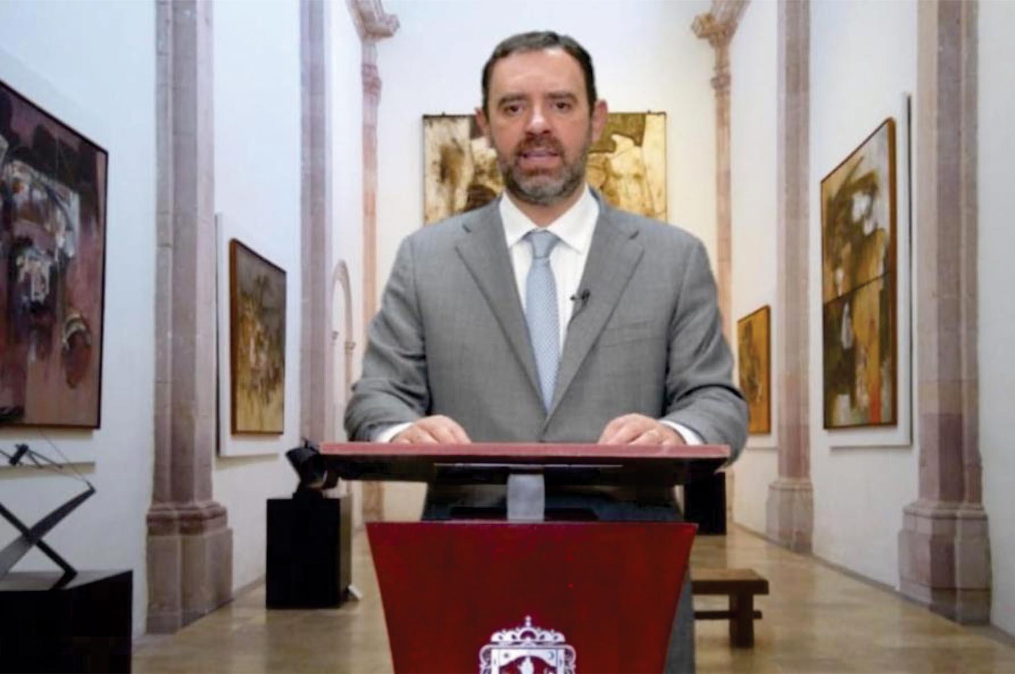 Zacatecas ya es la Capital Americana de la Cultura
