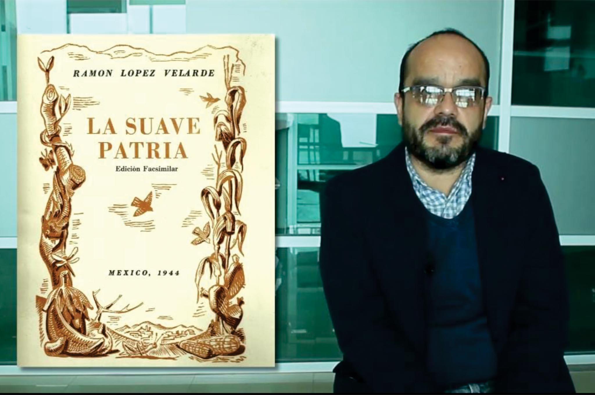 Javier Acosta rinde homenaje al poeta Ramón López Velarde en la FILUG 2021