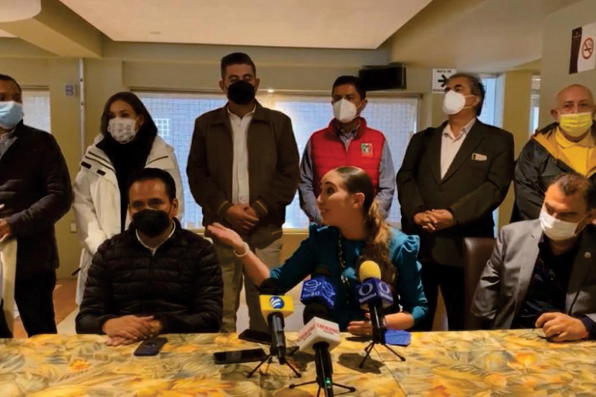 PAN, PRD, PRI y MC no aprobarán reforma a ley ISSSTEZAC