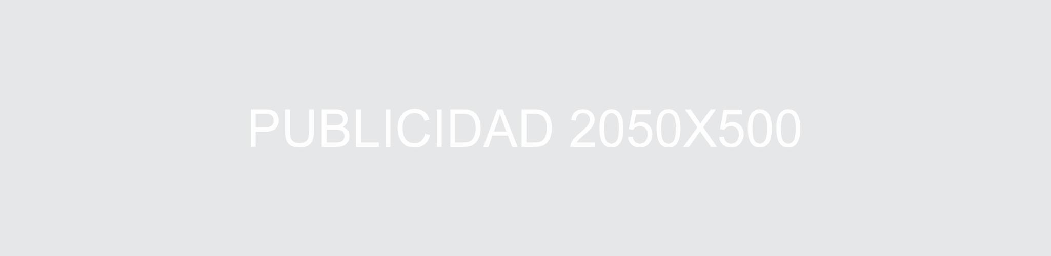 Publicidad 2050x500