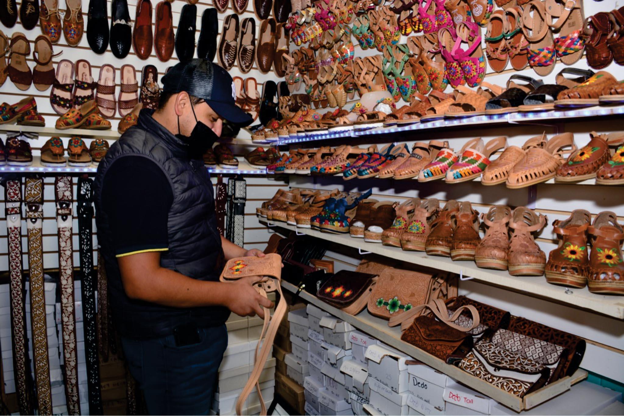 En Jerez, oficializan padrón de comerciantes