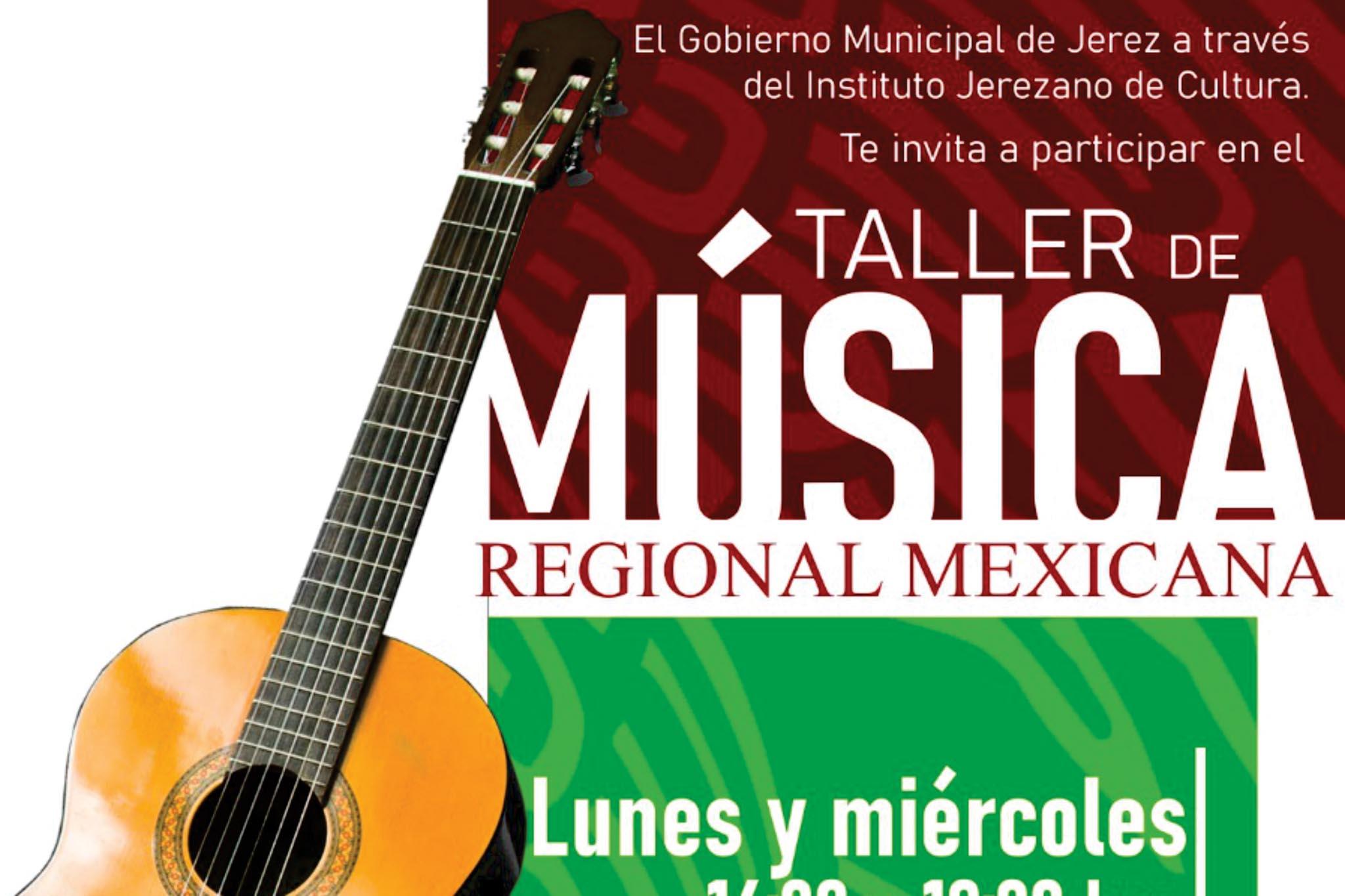 En Jerez, ofrecen curso gratuito de música popular