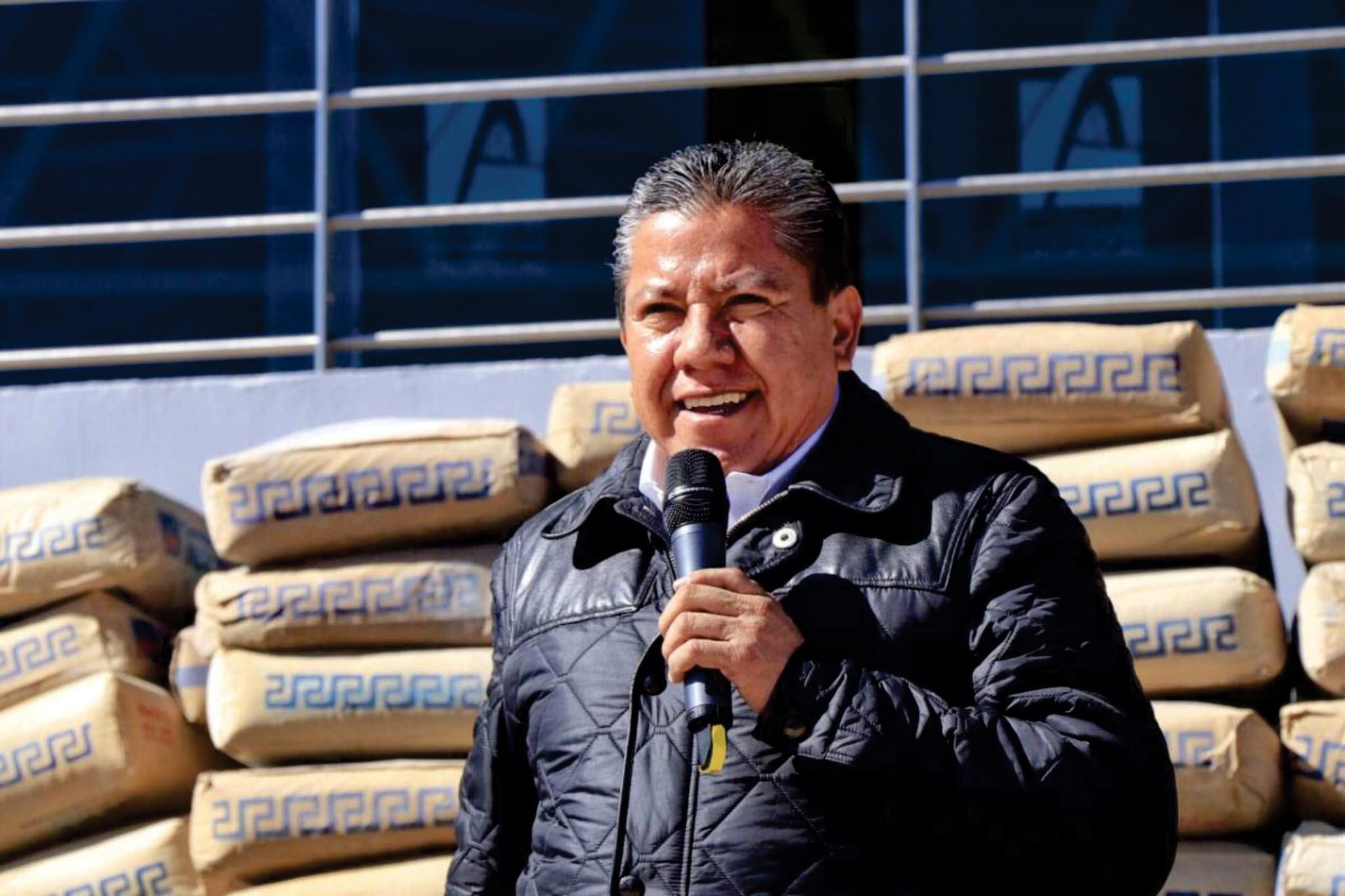 Gobernador pone en marcha programa de rescate de vialidades