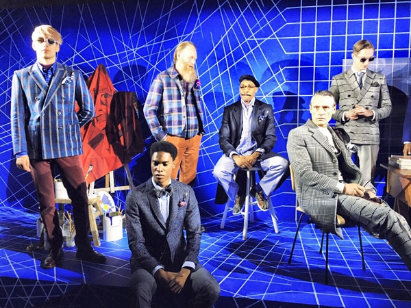 LCM – AW16 Turnbull & Asser The Artist & The Architect