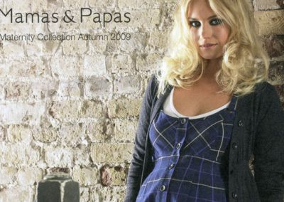 Mamas & Papas Maternity PR & Celebrity