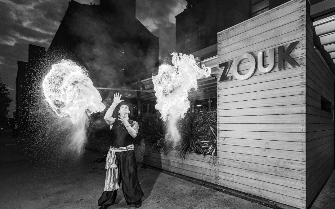 Events – Zouk Restaurant Celebrates 7th Birthday
