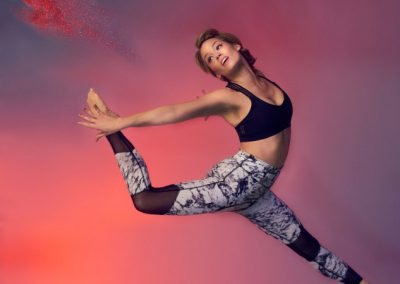 Zakti Active x Kimberly Wyatt PR & Celebrity