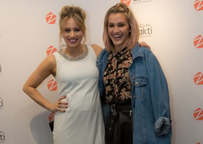 Zakti x Kimberly Wyatt Launch Events