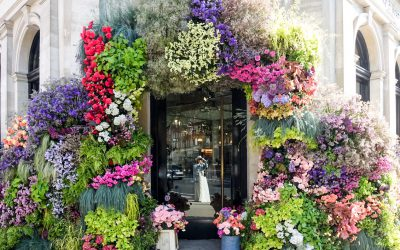 Chelsea in Bloom Summer of Love & Frida's Belgravia in Bloom 2018