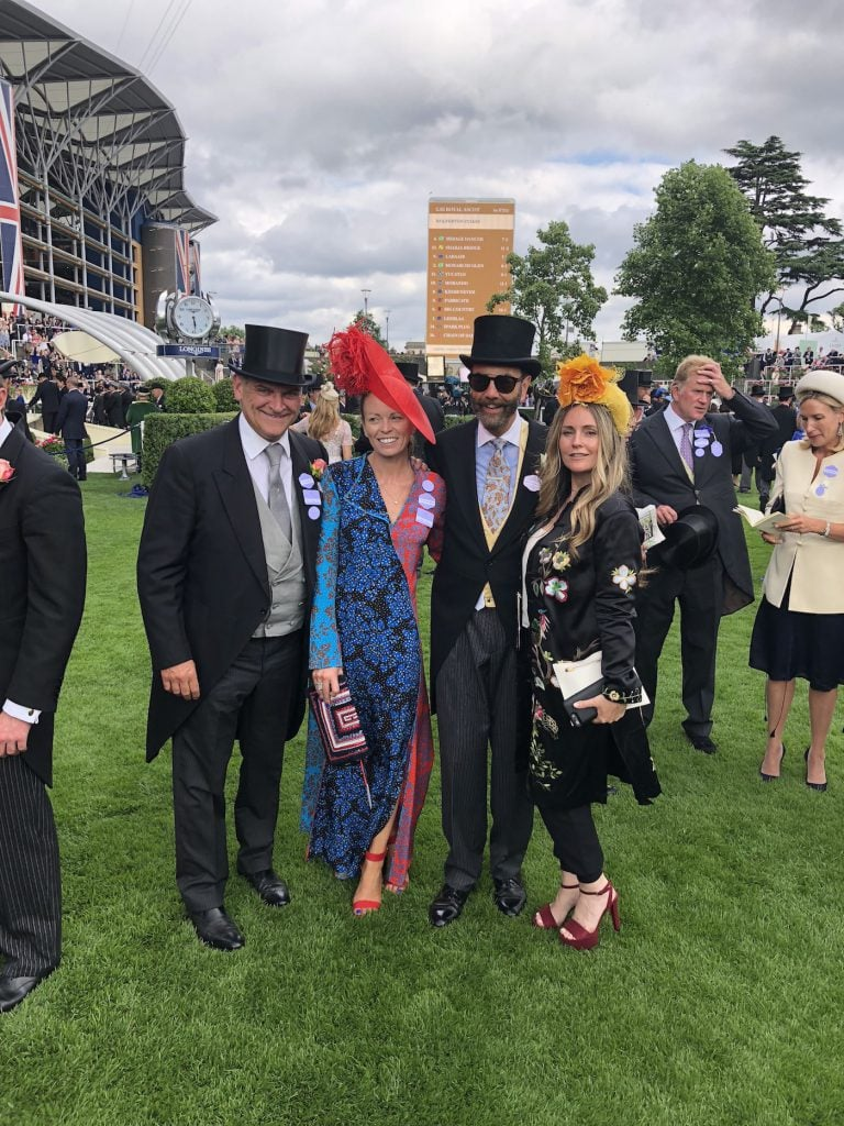 NakedPR Girl - Royal Ascot