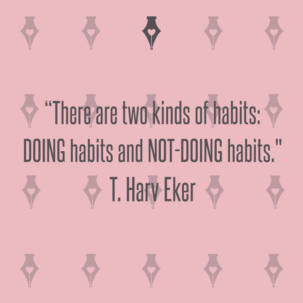 NakedPR Girl Quotes - T. Harv Eker