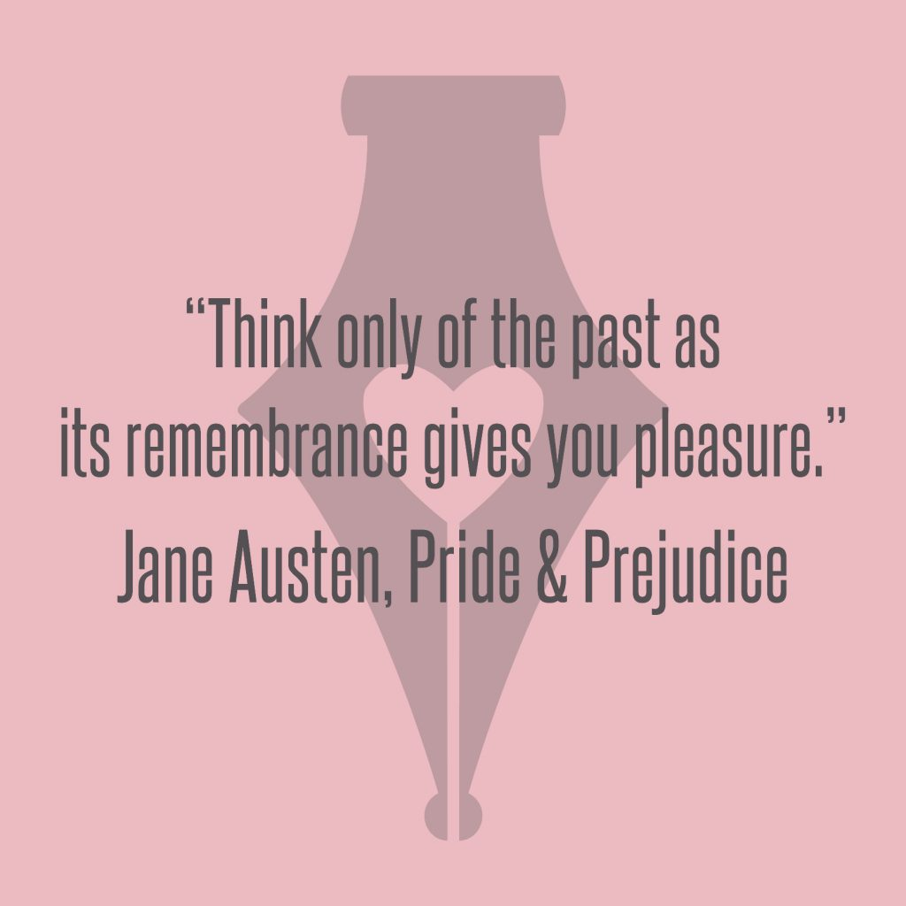 NakedPR Girl Quotes - Jane Austen, Pride & Prejudice