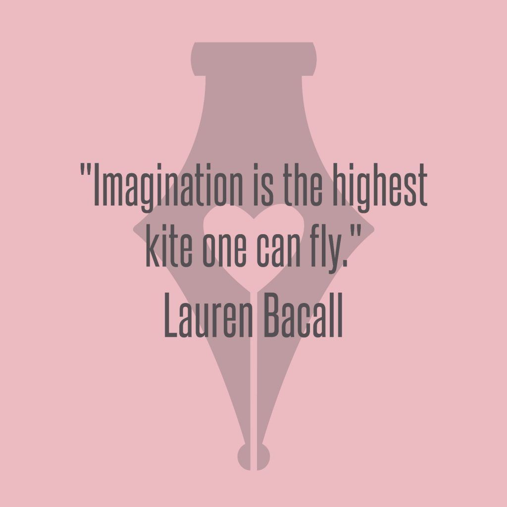 NakedPR Girl Quotes - Lauren Bacall