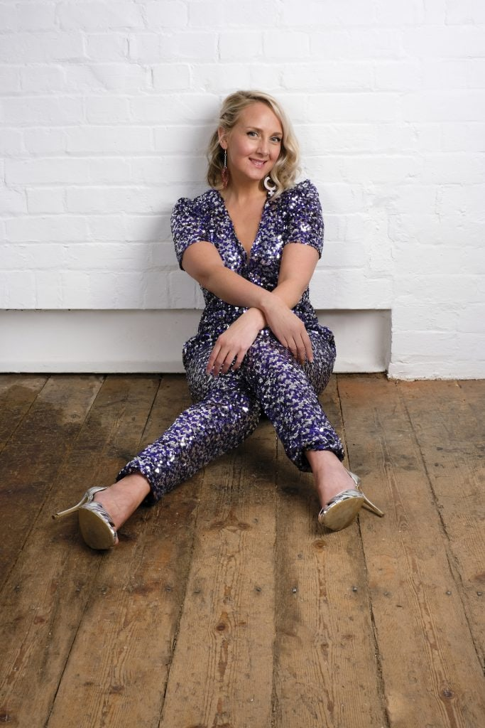 Getting Naked With Interview with Sally Beaton Women with Sparkle