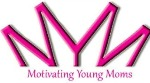 Motivating Young Moms Logo