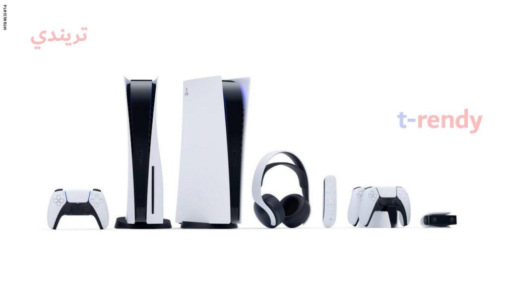 سعر بلايستيشن PlayStation 5 في السعوديه