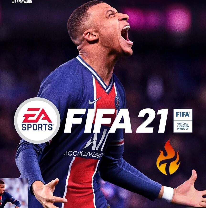 تحميل لعبه فيفا 2021 للأندرويد