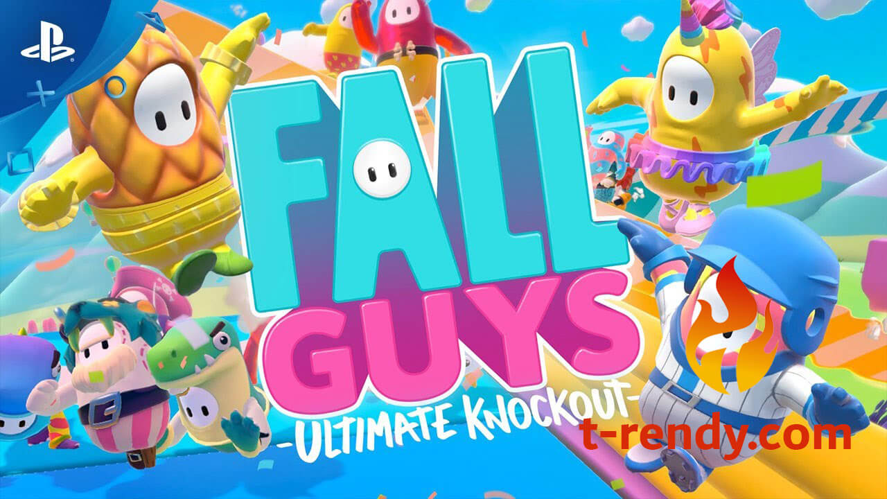تحميل لعبة Fall Guys 2021