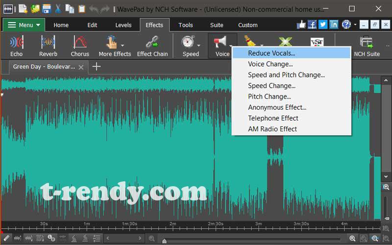 تطبيق فصل الصوت عن الموسيقى 2021
