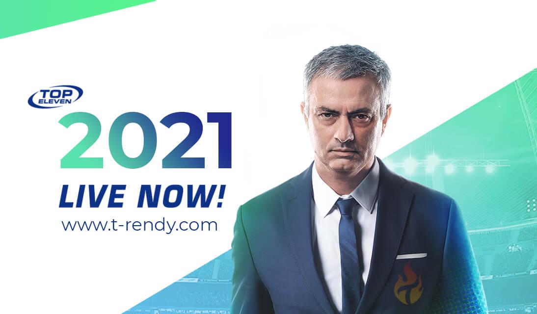 تحميل لعبة Top Eleven مهكرة 2021