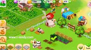 تحميل لعبة المزرعة السعيدة مهكرة 2021