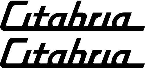 Bellanca Citabria Logo Decal PAIR (2)