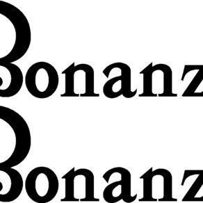 Beechcraft Bonanza Pair (2) Logo Decal
