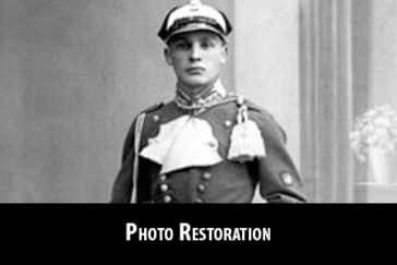 Asheville Photo Restoration