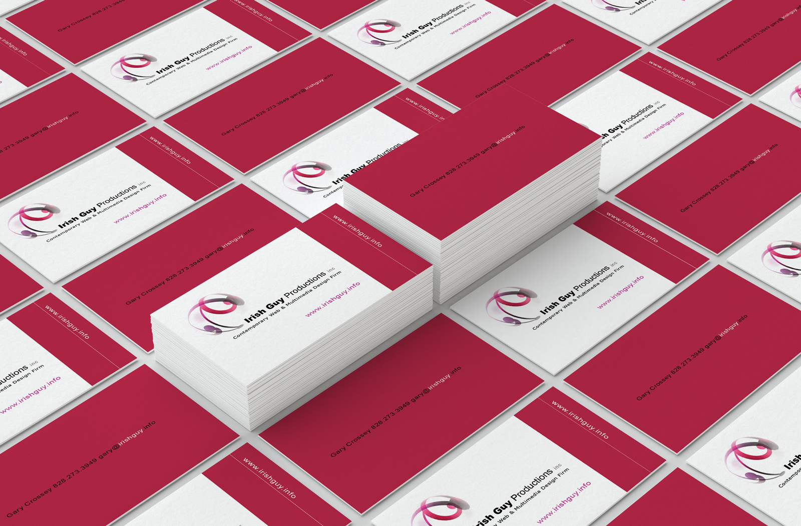 Business Card Design Asheville