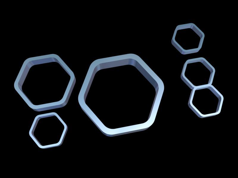 3D Pattern by Gary Crossey