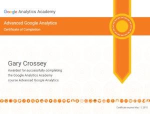 Google Analytics for Advanced