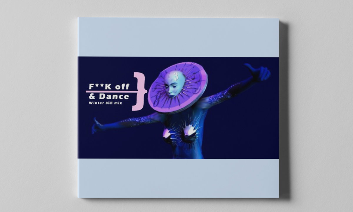 Package Design CD Cover